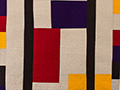 Louise Donovan - Quilts - My Mondrian Moment